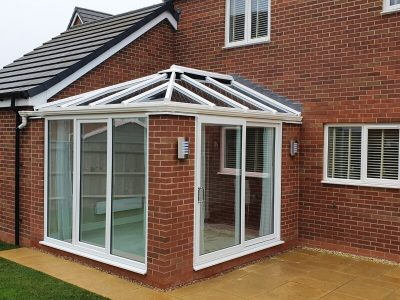 Small conservatory in Branston.