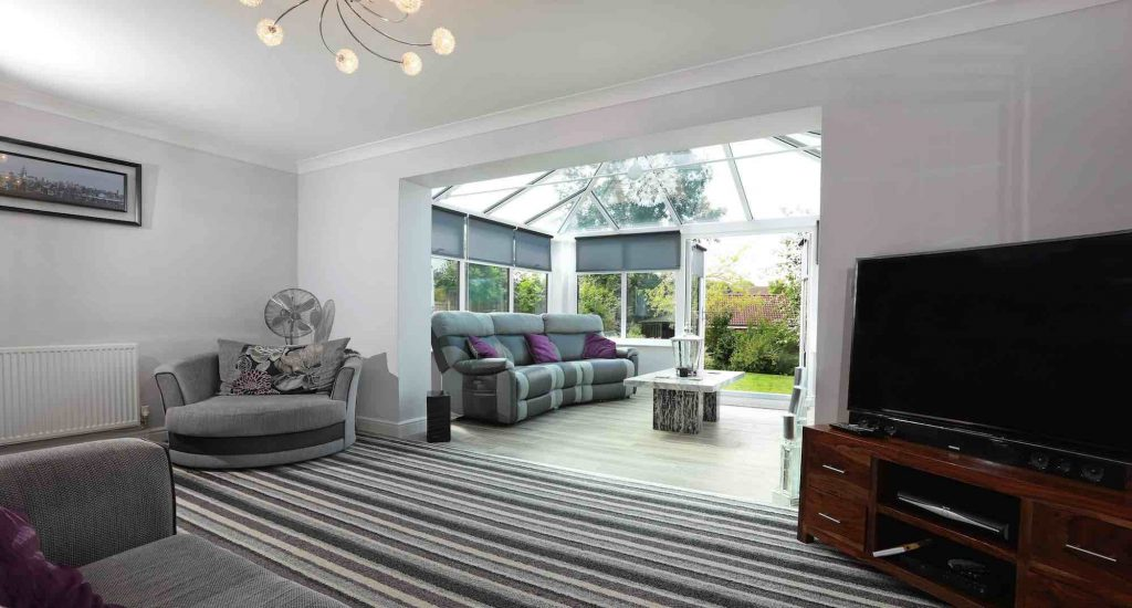Refurbished Contemporary Style